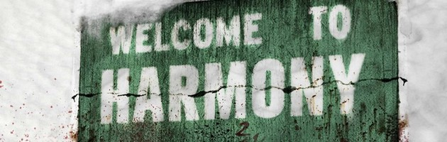 juan de dios garduno - Welcome to Harmony : la 3ème Guerre Mondiale sauce zombies welcome to harmony couv