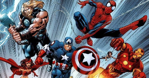 marvel - Spider-Man chez Marvel Studios : infos et perspectives Spider Man and the Avengers