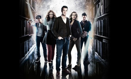 The Librarians 1×01 And The Crown of King Arthur
