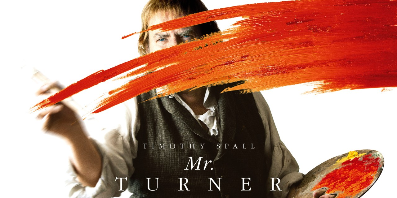 Mr Turner : Portrait of an artist as an old man