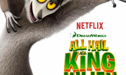 All Hail King Julien : Les Habits Neufs du Lémurien