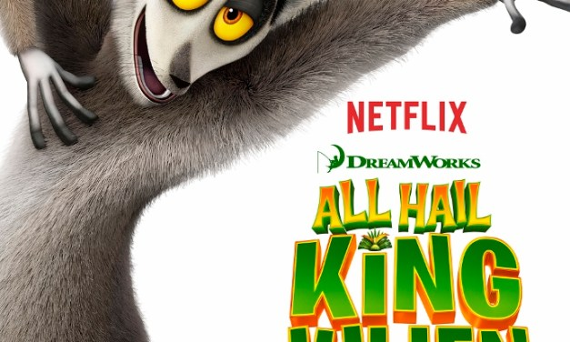All Hail King Julien : Les Habits Neufs du Lémurien