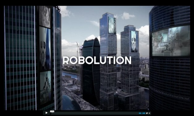 Documentaire «Robolution», ce soir sur CINE+ Frisson : Robots ménagés