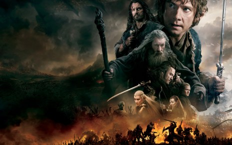 le hobbit - Le Hobbit : La Bataille des Cinq Armées - libéré, délivré the hobbit the battle of the five armies 546b1aa4f36e0