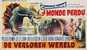 """Le Monde Perdu"" d'Irwin Allen (1960) : la ressortie DVD"