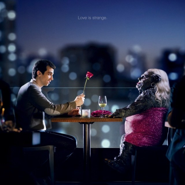 Man Seeking Woman : in a world where everything is possible…