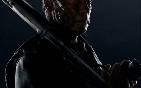 terminator - MAJ : Terminator : 2 suites + Schwarzenegger confirmés ! affiche t800 terminator genisys