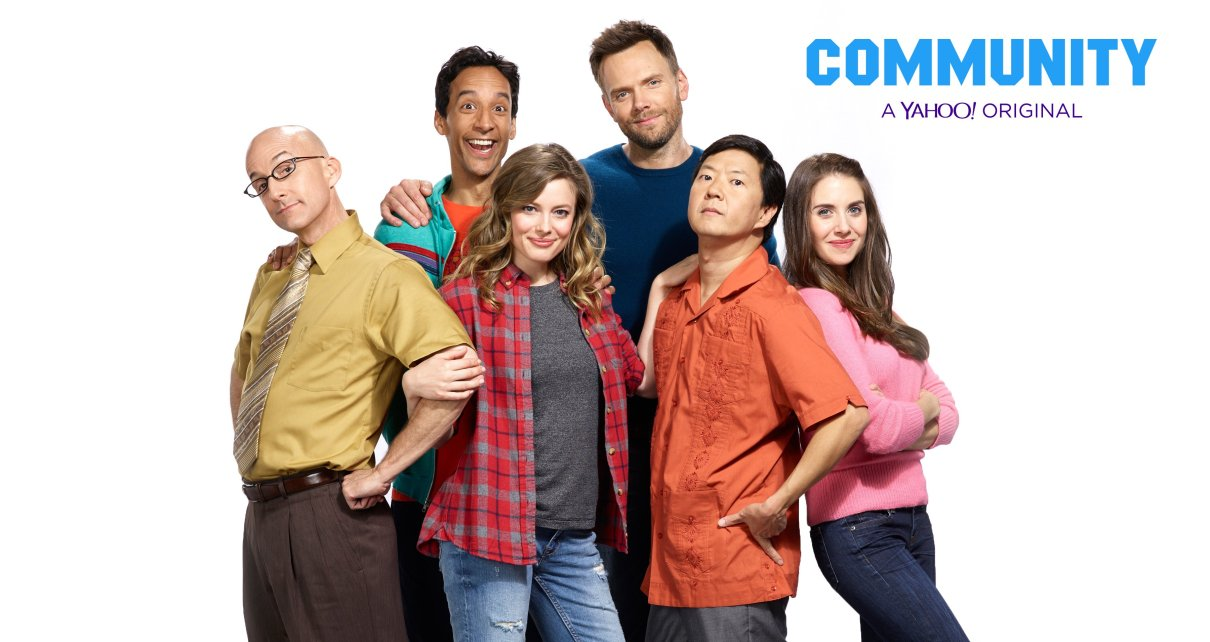 six seasons and a movie - Le film Community est toujours possible community saison 6