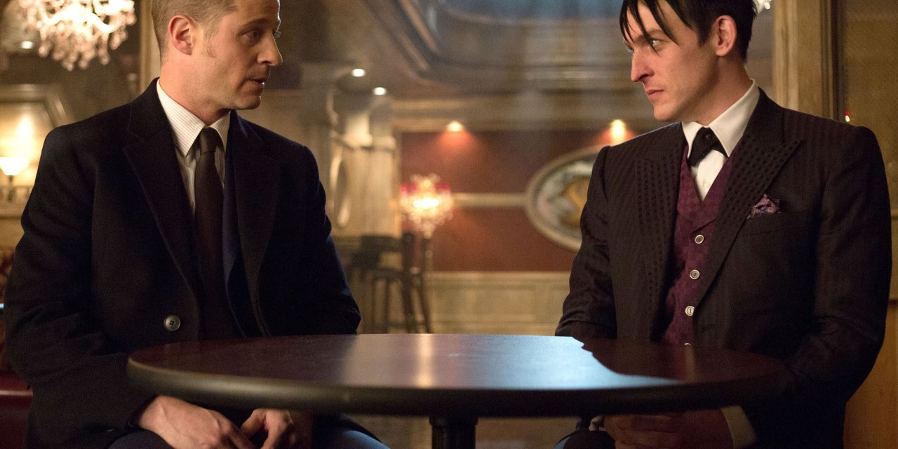 Gotham 1×13 : Welcome Back, Jim Gordon