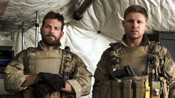 American Sniper : Rétro-Viseur