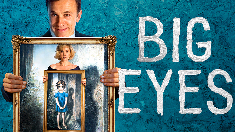 tim burton - Big Eyes : Wonders after Christmas big eyes 54943438276c5