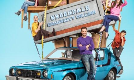 Community saison 6 : Joel McHale en parle + affiche