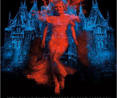 Bande-annonce VOST du nouveau Guillermo Del Toro : Crimson Peak