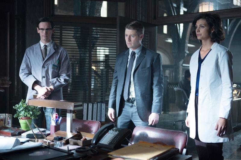 Gotham 1×16 : The Blind Fortune Teller