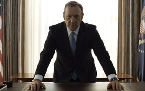 house of cards - House of Cards : Campagne Première