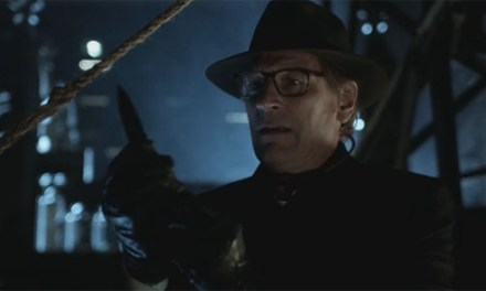 Gotham 1×15 : The Scarecrow