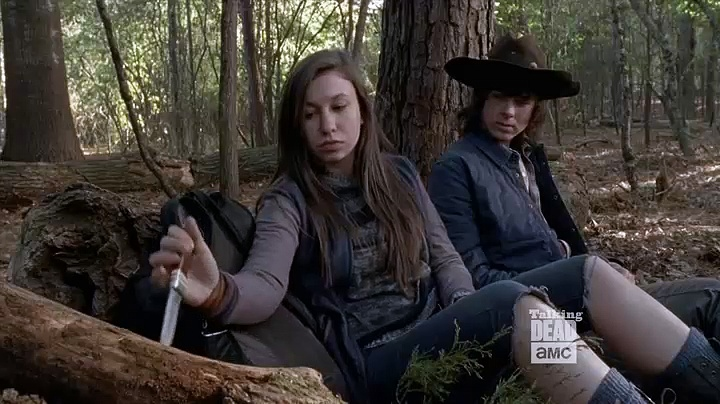 The Walking Dead 5×15 : Try