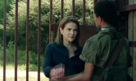 The Walking Dead 5×13 : Forget