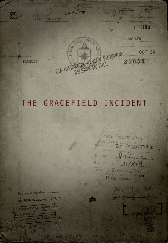 gracefield incident