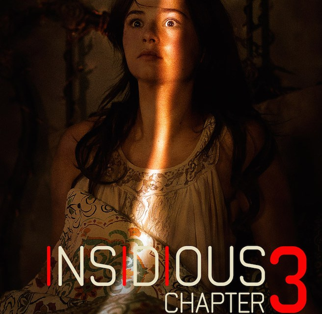 Bande-annonce et affiche pour Insidious 3