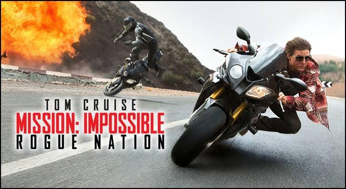 mission impossible - Mission Impossible 5 Rogue Nation : le trailer mission impossible rogue