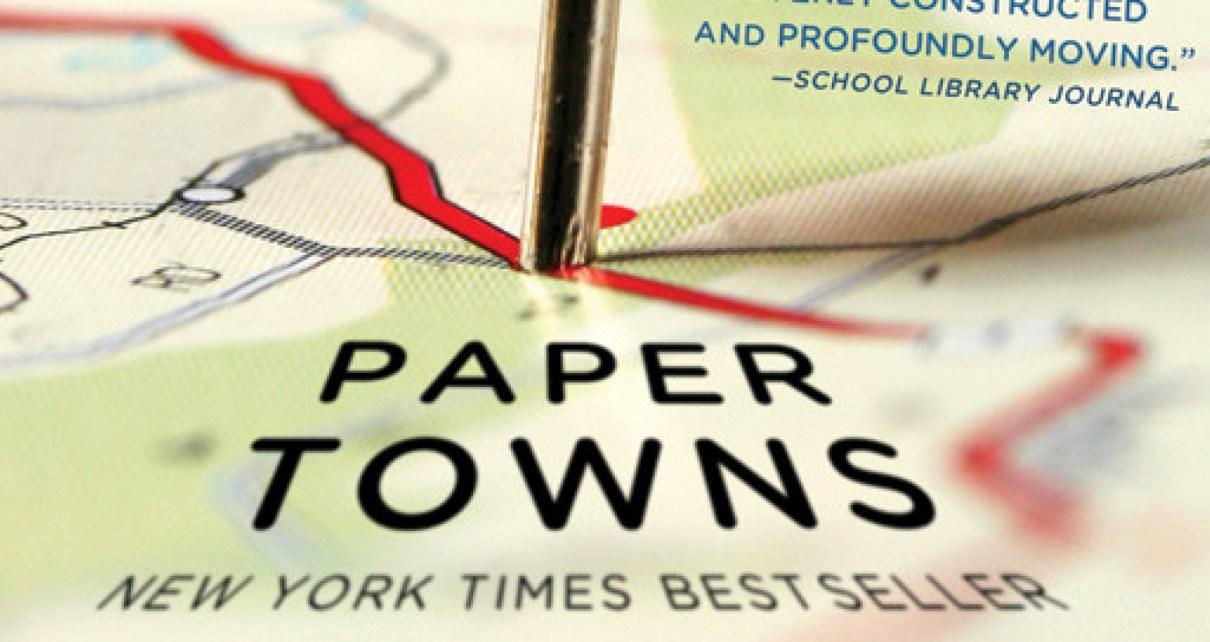 adaptation - Premières images pour Paper Tows - La facé cachée de Margo o PAPER TOWNS facebook