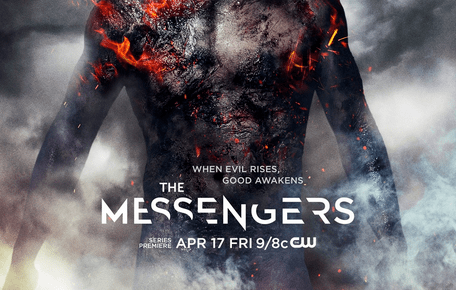 the messengers - THE MESSENGERS arrive sur la CW