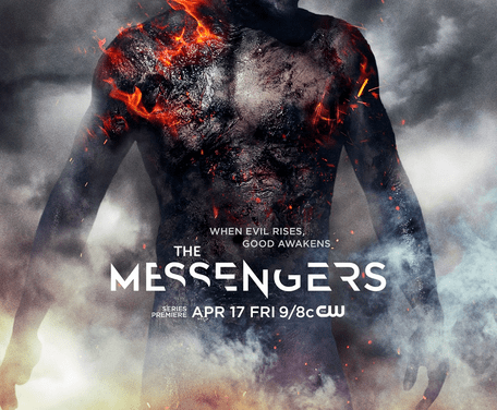 THE MESSENGERS arrive sur la CW