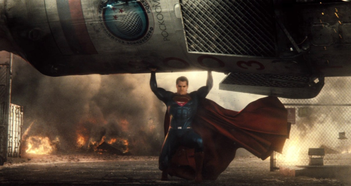batman v superman - BATMAN V. SUPERMAN : analyse du teaser 9OrZ76U