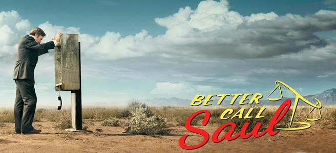 Créez le visuel du blu-ray de BETTER CALL SAUL