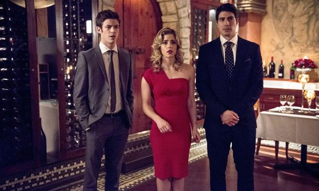 The Flash 1×18 All-Star Team Up