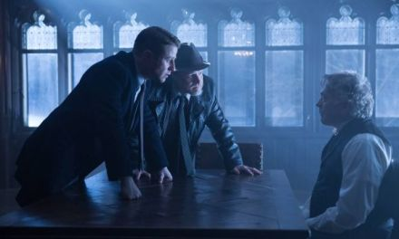 Gotham 1×20 : Under the Knife