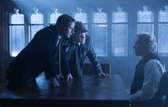 Gotham 1×20 : Under the Knife