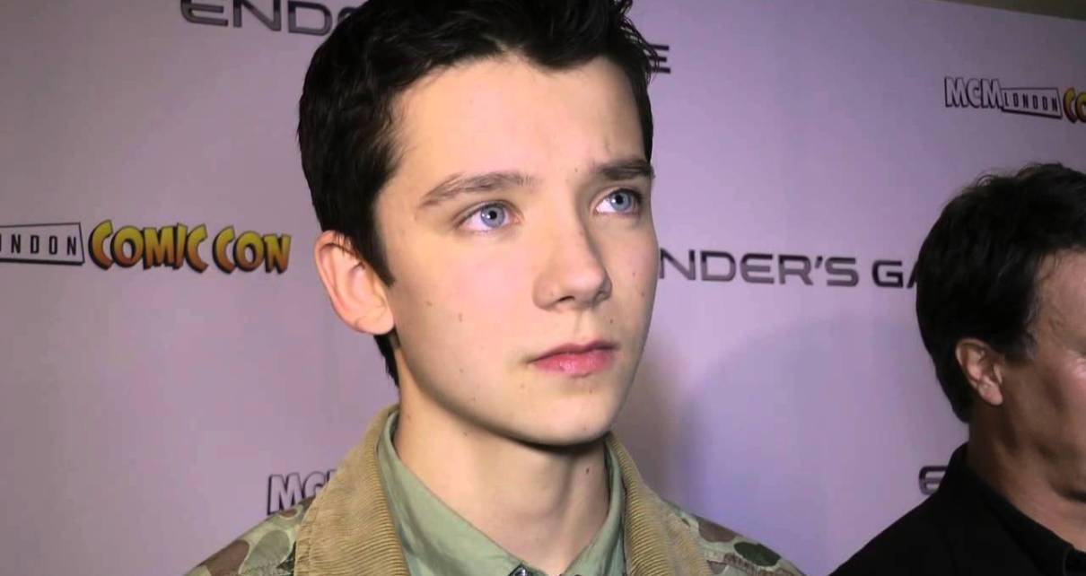 Asa Butterfield - Asa Butterfield est SPIDER-MAN