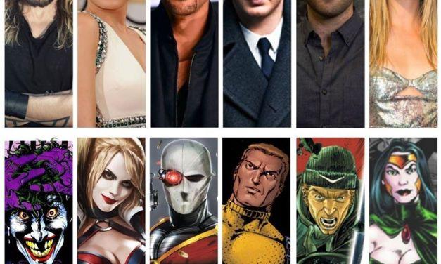 Des photos de Suicide Squad révélées !