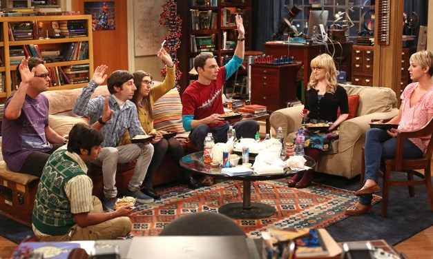 The Big Bang Theory saison 8 : Marry me, marry you
