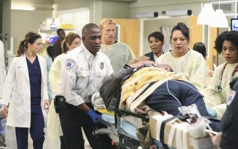 ABC - Grey's Anatomy - L'usine à pleurs