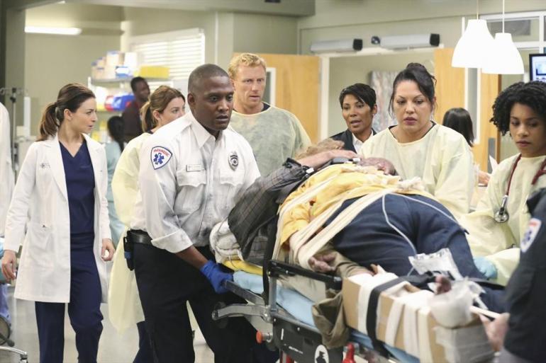 ABC - Grey's Anatomy - L'usine à pleurs greys anatomy season spoilers