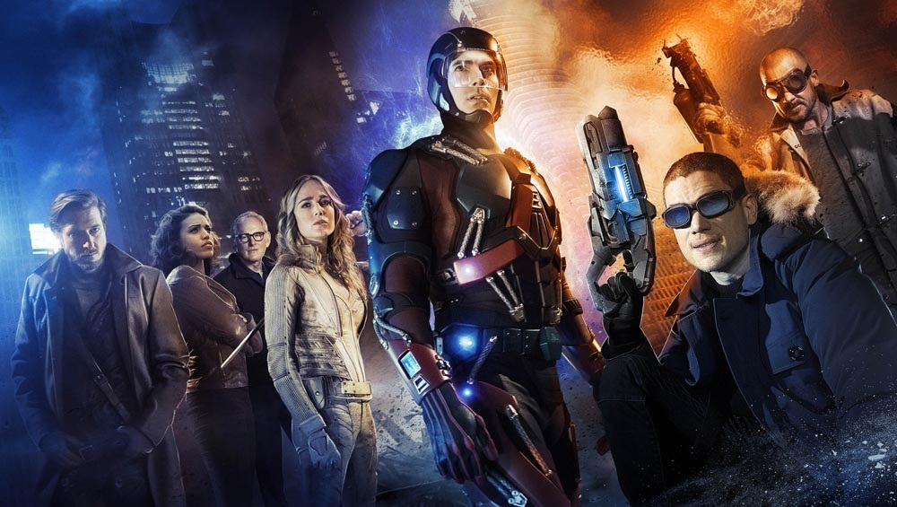 Teaser pour la saison 2 de Legends of Tomorrow