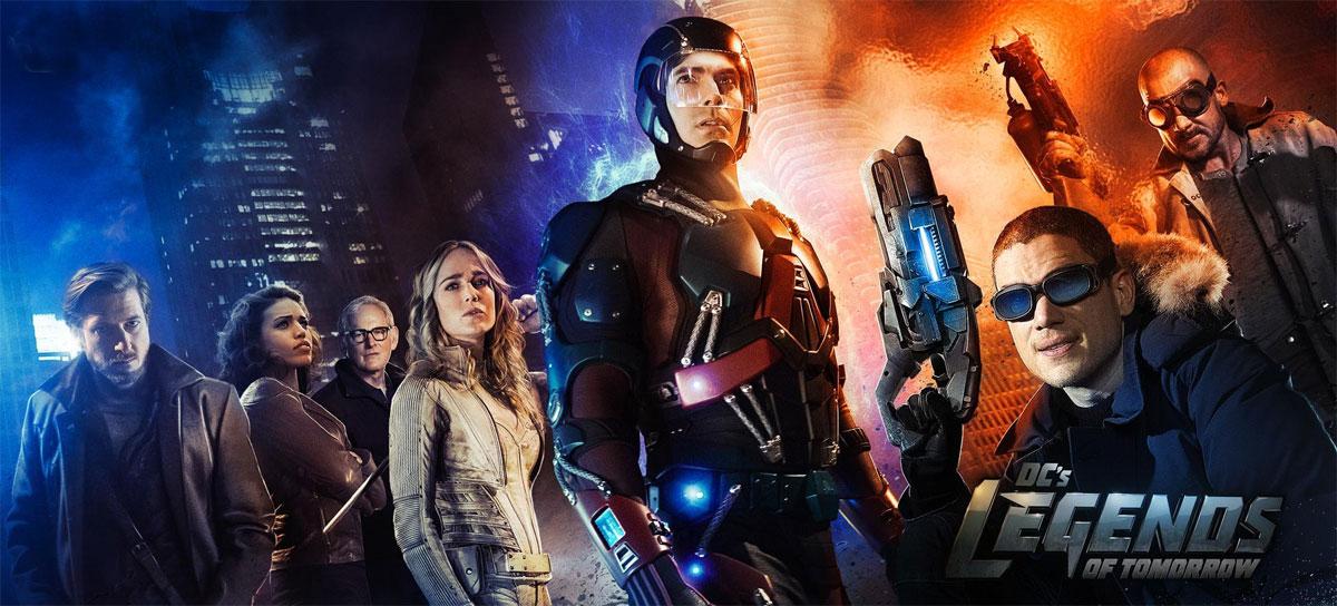La supercherie Legends of Tomorrow