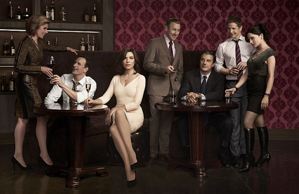 Julianna Marguiles - Ce final de The Good Wife, on en parle ? o the good wife season 5 facebook