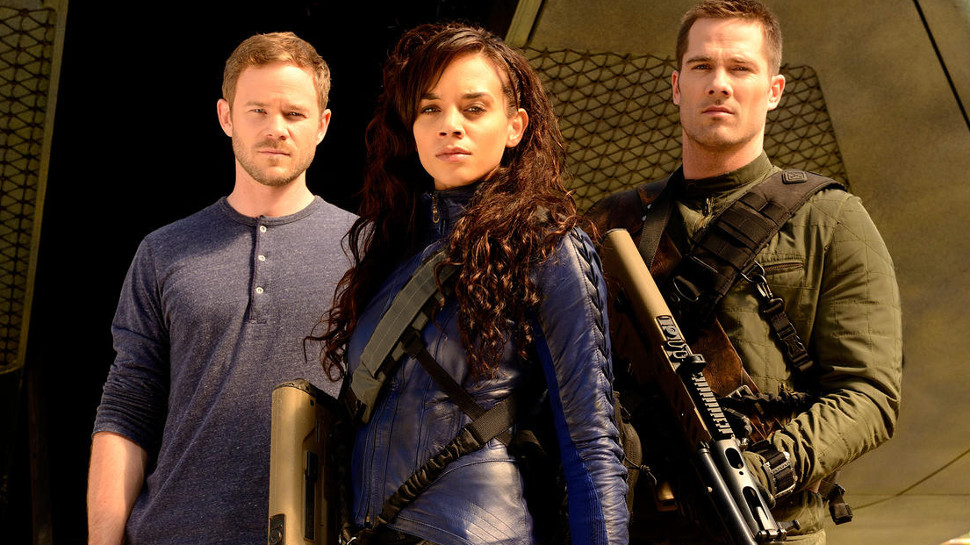 syfy - Killjoys - Permis de tuer Killjoys copie
