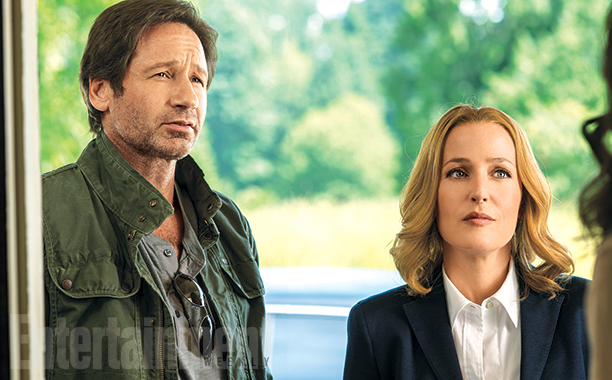 X-Files : un premier extrait qui sonne faux ?