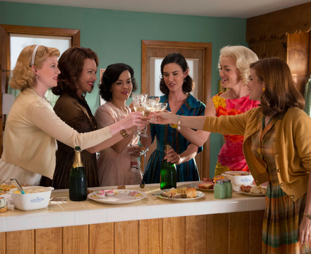 ABC - The Astronaut Wives Club - Lancement astronaut wives club