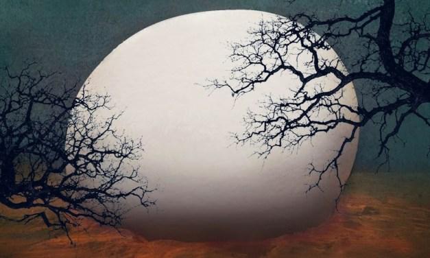 Les dames blanches, le roman d'anticipation de Pierre Bordage