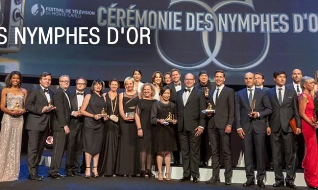 Les lauréats des Nymphes d'or