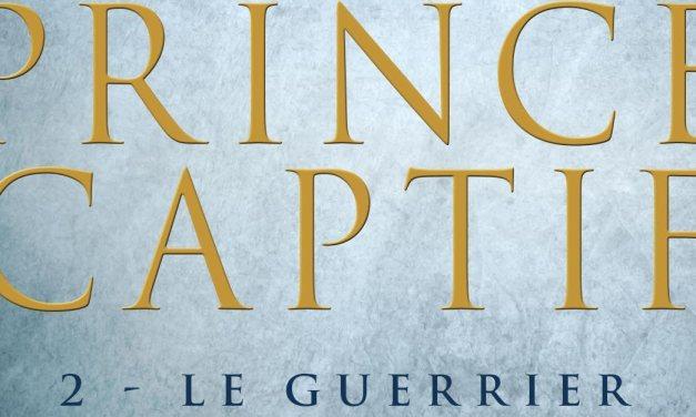 Prince Captif : Le Guerrier – suite de la saga fantasy de C.S. Pacat
