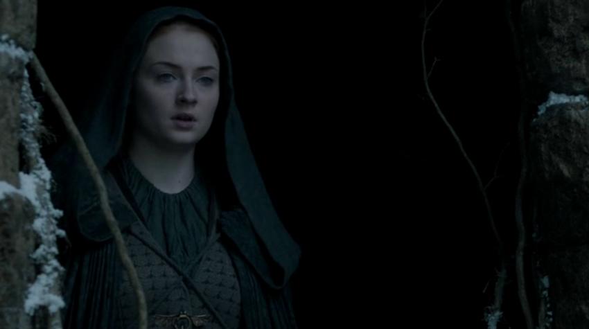 game of thrones - Game of Thrones, saison 5 : Dead Man sansa no caption