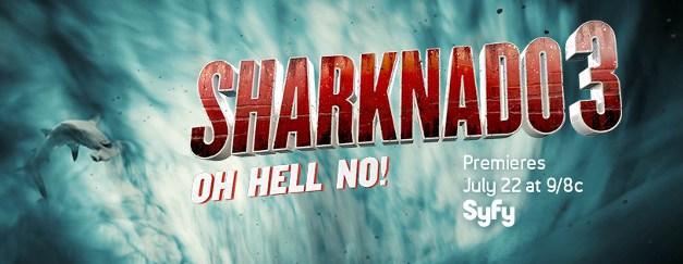SHARKNADO 3 : premier teaser qui requinque