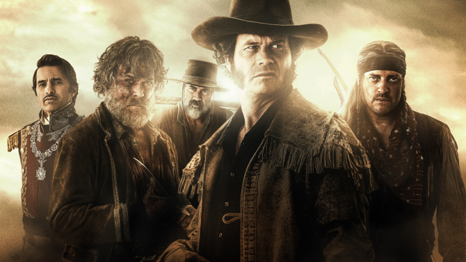 Texas Rising vu par History Channel